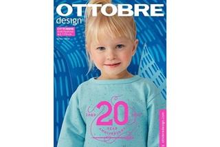Afbeelding van Ottobre Design Kids 1-2020