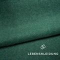 Amazon green marl fleece