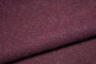 Afbeelding van Purple marl fleece