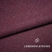 Purple marl fleece-2