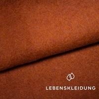 Copper marl fleece-2