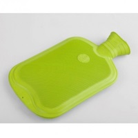 Hot water bottle including plush cover (small)-2