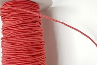 Red Elastic Cord 2,2 mm