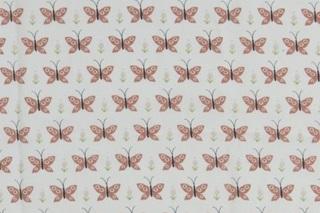 Afbeelding van Vlinders poplin