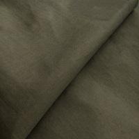 Burnt Olive poplin (36/1)-2