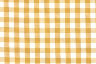 Picture of Tawny Olive Check poplin