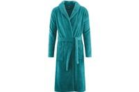 Petrol bathrobe