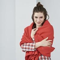 Red Clay fleece plaid-2