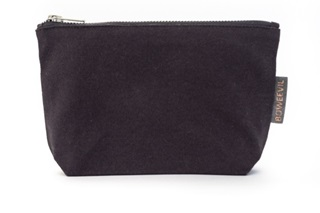 Picture of Makeup bag small/pencil case Anthracite