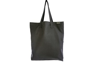 Picture of Anthracite tote XL canvas