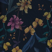 Night Orchid voile-2