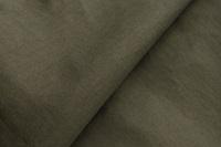 Burnt Olive poplin (36/1) (SALE)