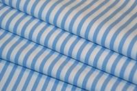 Marina Blue Stripe poplin-2
