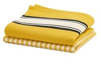 Delhi Curry tea towel set