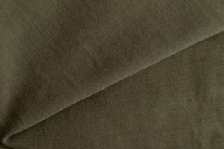Afbeelding van Burnt Olive jersey (30/1)  (SALE)