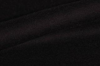 Afbeelding van Zwarte sweaterstof (SALE)