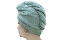 Mineral Green haarhanddoek