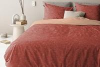 Swift Burned Red duvet cover
