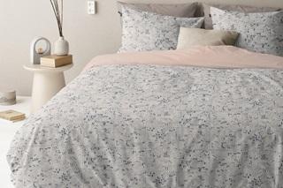 Picture of Swift Black-White duvet cover