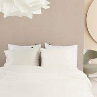 Ivory duvet cover sateen-2