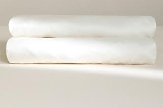 Afbeelding van Ivory laken satijn