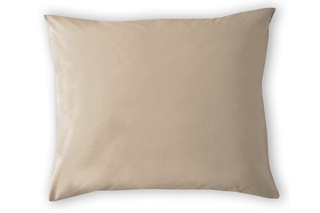 Picture of Taupe pillowcases sateen