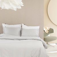 Light Grey duvet cover sateen-2