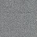 Grey Melange ribtricot