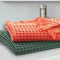 Terracotta wafelbadgoed