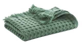 Afbeelding van Myrtle Green wafelbadgoed