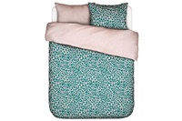 Wild Thing Petrol duvet cover percale
