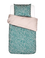 Wild Thing Petrol duvet cover percale-2