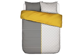 Picture of Double Trouble duvet cover percale