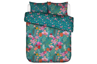 Picture of Flower Power duvet cover percale