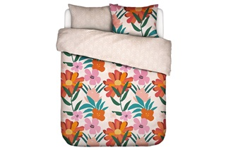 Picture of No Wallflower duvet cover percale