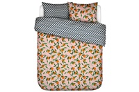 Squeeze the Day duvet cover percale