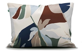 Picture of Leaf me Alone pillowcase percale