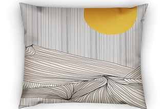 Picture of Chase the Sun pillowcase percale