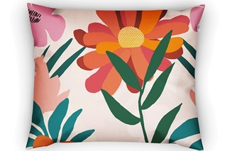 Picture of No Wallflower pillowcase percale
