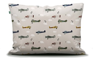 Picture of Pretty Fly pillowcase percale