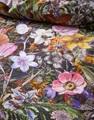 Annelinde Lilac dekbedovertrek satijn
