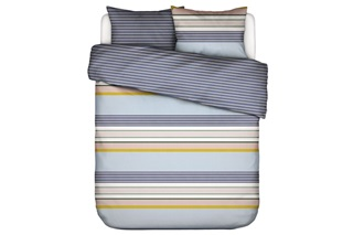 Picture of Walk the Line duvet cover percale