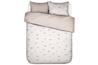 Booby Trap duvet cover percale