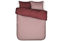 Turn over Rose duvet cover percale