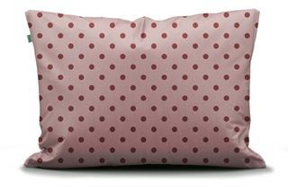 Picture of Turn over Rose pillowcase percale