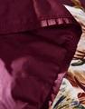 Anneclaire Cherry dekbedovertrek satijn