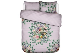 Picture of Amelia Lila duvet cover sateen