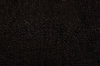 Zwart hennep linnen