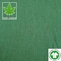 Groen hennep linnen