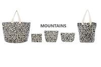 Mountains - Bag set